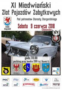 2018 XI Zlot - PLAKAT - GMINY - DO DRUKU A3